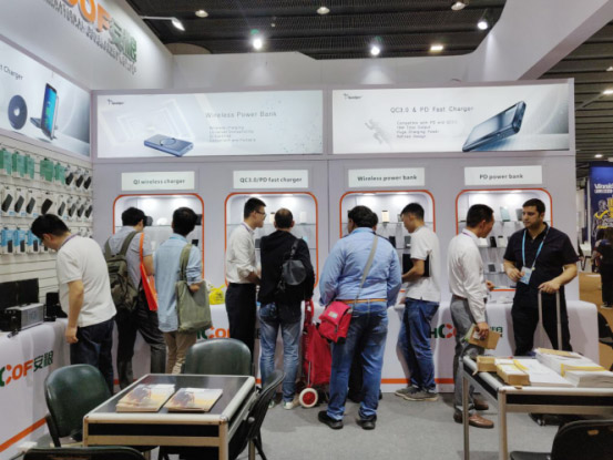 AHCOF Attended the 125th Canton fair in Guangzhou