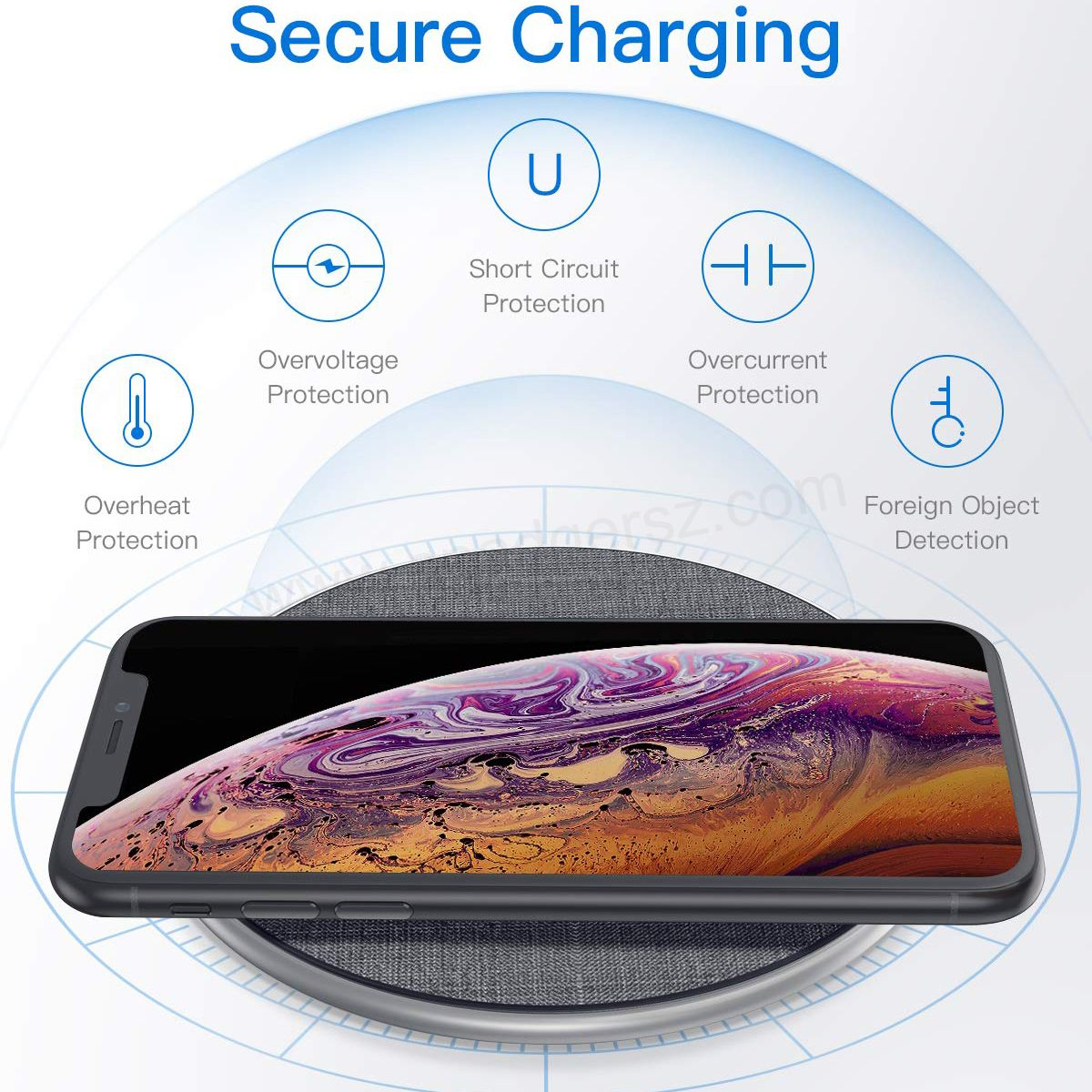 Spadger 10W Wireless Charger SP-41