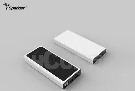 PD 22.5W Portable 15W Wireless Charger